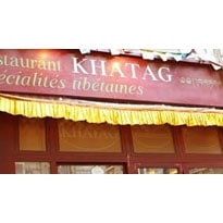 Restaurant Khatag spécialités tibétaines