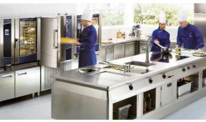 Le matériel de cuisine