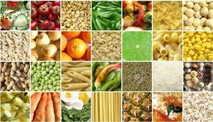 Les denrées alimentaires