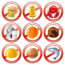 allergènes alimentaire